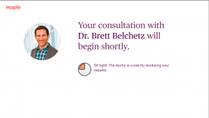 Brazen Loves: Maple Telemedicine Health Care