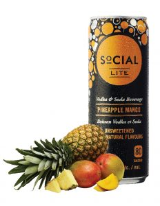 Brazen Loves: Sugar-Free SoCIAL LITE Vodka