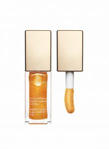 Summer Glow: Clarins Instand Light Lip Comfort Oil