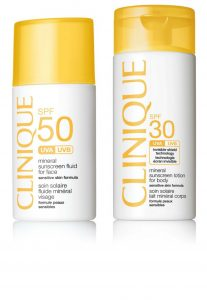 Clinique Mineral Sunscreen Fluid for Face and Body