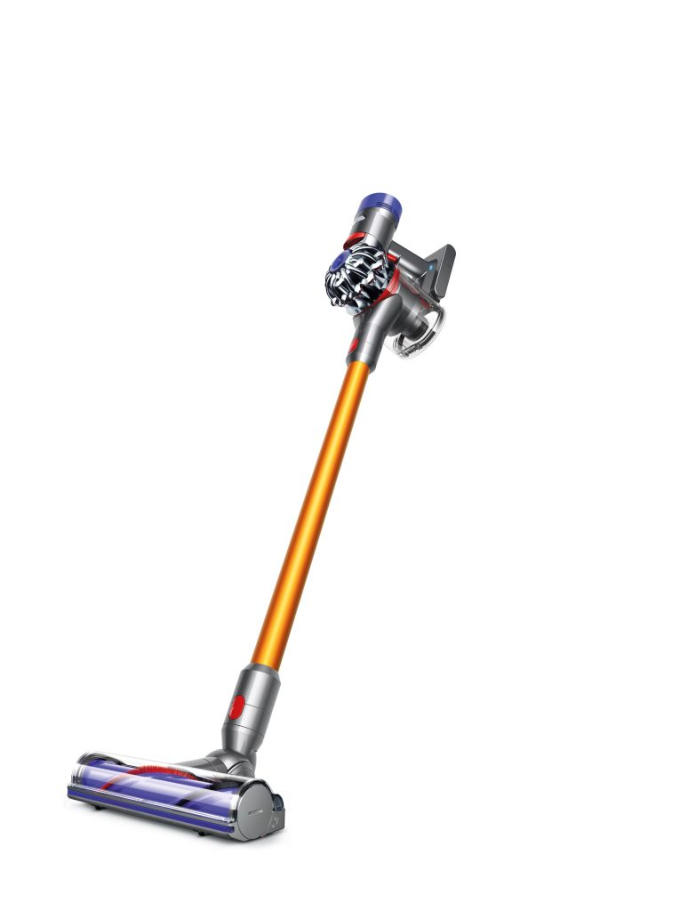 Brazen Loves: The Dyson V8 Absolute Cord-Free Vacuum