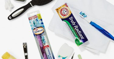Brazen Loves: Arm & Hammer Spin Brush Sonic Pulse Battery Toothbrush