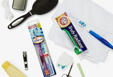 Brazen Loves: Arm & Hammer Spin Brush Sonic Pulse Battery Toothbrush