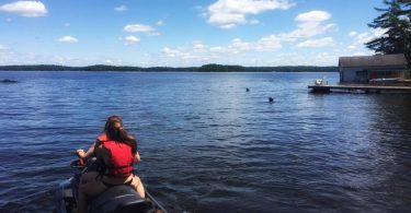 How I Faced My Fear and Rode a Jet Ski All By Myself