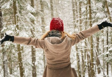5 Steps to Staying Healthy and Happy All Winter Long